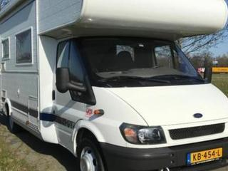 Bully – Ford Chaisson 7 persoons camper