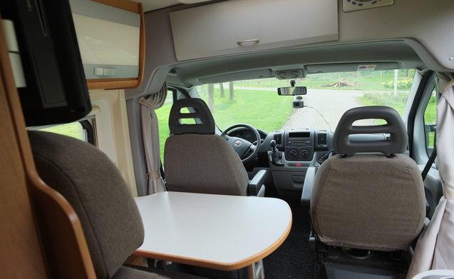 Buscamper Fiat Ducato Karmann Davis 590