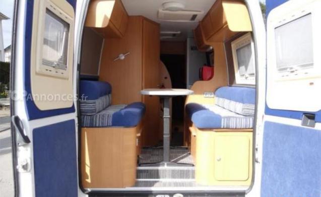 Een fijne, compacte camper.