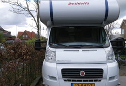 Spacious family camper also for adventure holidays