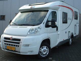 Travel Van T620G – Zeer Luxe Burstner Travel T620G 3 pers, met airco en complete invetaris