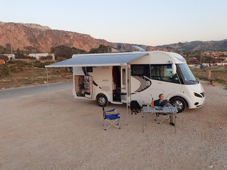 Brand new Luxury Integal camper for rent in central France