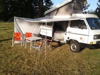 Spooky! – Complete VW T3 Camper