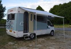 WAP5 – Prachtige en praktische familie camper *13-25 augustus nog beschikbaar*