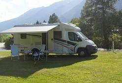 Vrijheid met deze Liberté VIP integraal camper