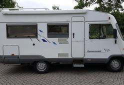 Compacte en goed onderhouden 4 pers. camper