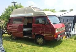 Volkswagen busje VW T3 Westfalia 4p heerlijk nostalgisch camperen!