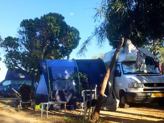 Volkswagen California T4 including tent with sleeper cabin