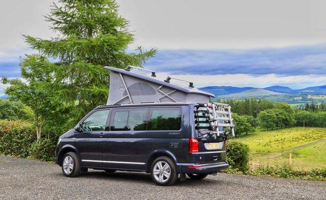 Pannello Solare Per Vw California : Noleggia questo volkswagen camper per persone in