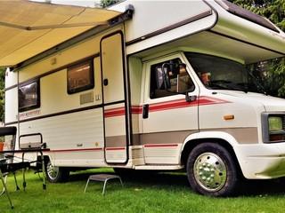 Fiat LMC Liberty  – Gezellige camper Fiat LMC Liberty voor 6 personen