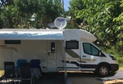 Ford Benimar cocoon 463 – Mooie nieuwe mobilhome/camper met alles op en aan!Huisdier bespreekbaar!