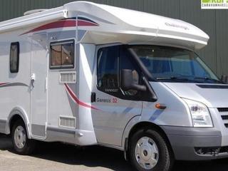 De mobiele droom – Prachtige 3 persoons half integraal camper TE HUUR. Bouwjaar 2011!