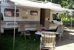 Grote familie Camper Fiat 2,8 Jtd