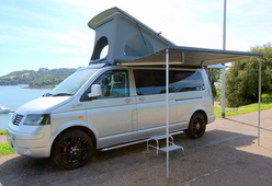 The Silver Bullet – Fantastic Newly Converted (Long wheel base) VW T5 called Silver Bullet