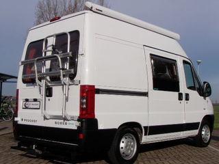 Peugeot Boxer, Buscamper