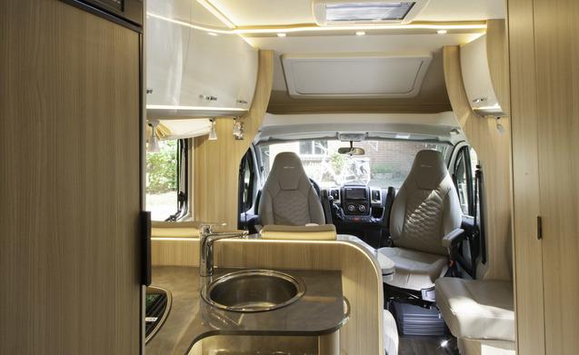 Lyseo T690 IC-line  2017 – Nieuw,  luxe en comfortabel!
