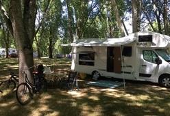 Nieuwe 6-8 persoons camper