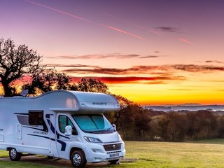 A Luxury Motorhome for hire, your Adventure starts here!