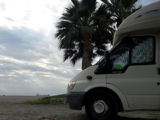 Rent low cost caravan venezia
