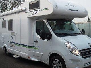 Freedom 2 wohnmobil mit seitenbett