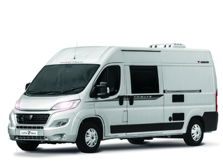 2-4 berth 2018 model deceptively spacious campervan