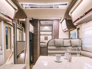 Beautiful camper to rent McLouis Carat 479 (Model 2018)