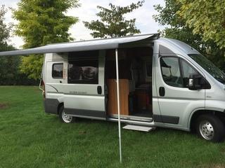 Camperbus – Pak de camperbus