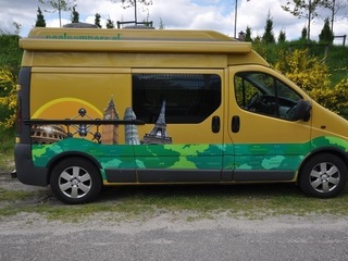 Type 5 – Compacte All seasons camper