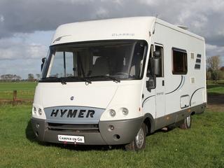 Fiat Hymer BC-544 Classic