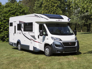 Luxe Mobilhome 7 personen, ALL-IN concept, Zefiro 2