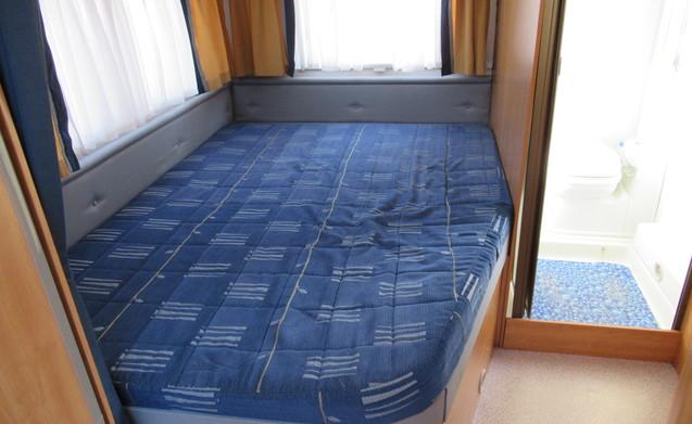 super fijne relaxte camper met veel comfort