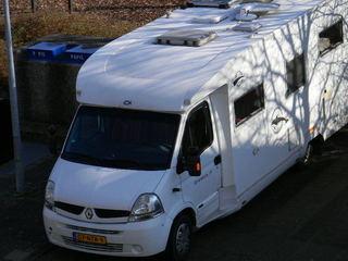Harderwijk – Ruime unieke 2 persoons camper