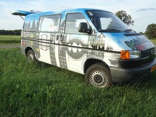 Amsterdam – Gezellige en robuuste VW campervan