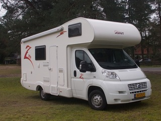 Luxe 6-persoons camper