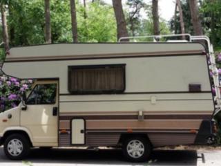 Geheel complete 5-persoons Camper (Kilometervrij!)