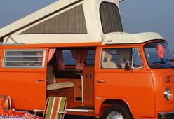 OranGina – VW Westfalia T2 Oldtimer - voor een bijzonder vakantie avontuur