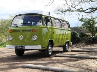 Westfalia – Prachtige Klassieke Camper Te Huur! Oldtimer VW Busje huren - T2 Westfalia
