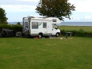 Op vakantie met onze Knaus 2.8 Fiat diesel met uw hond?