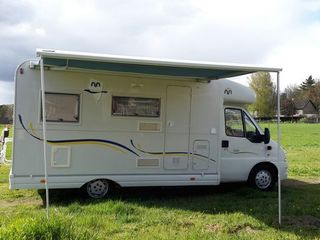Mooie compacte camper