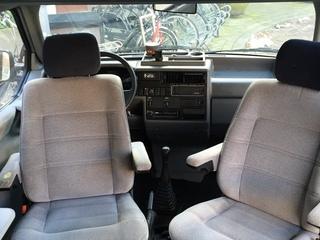 Verhoogde Volkswagen T4 California op LPG: Surfari!