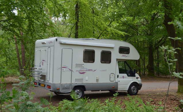 complete en toch compacte camper