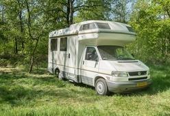 Volkswagen zeer compacte en gebruiksvriendelijke gezinscamper