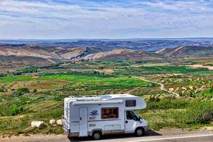 6 redenen waarom op vakantie gaan met een camper NIET leuk is