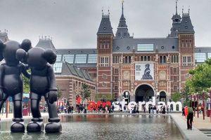 Bezoek Amsterdam met de camper