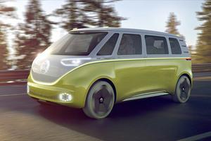 Het nieuwe Volkswagen busje is de camper van de toekomst