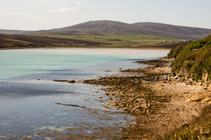Bezoek een biologische boerderij op de Orkney eilanden in Schotland
