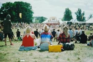 Met de camper naar festivals