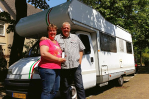 A Weekend Away With A Goboony Motorhome