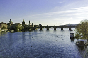 Prague by Motorhome