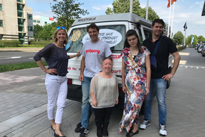 Persbericht: Huur een camper en steun de Bart de Graaff Foundation